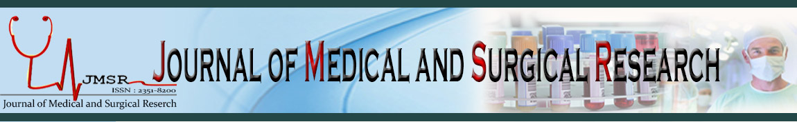 Journal of Medical and Surgical Research